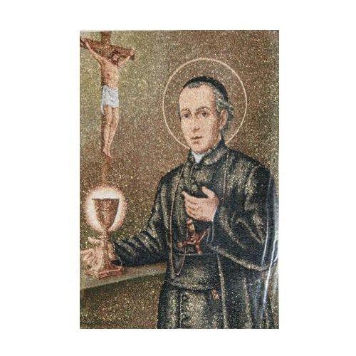 Święty Kasper del Bufalo - ze złotą nitką