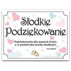 Ozdoby alkoholu weselnego  DodatkiWeselne.pl - Sklep Ślubny
