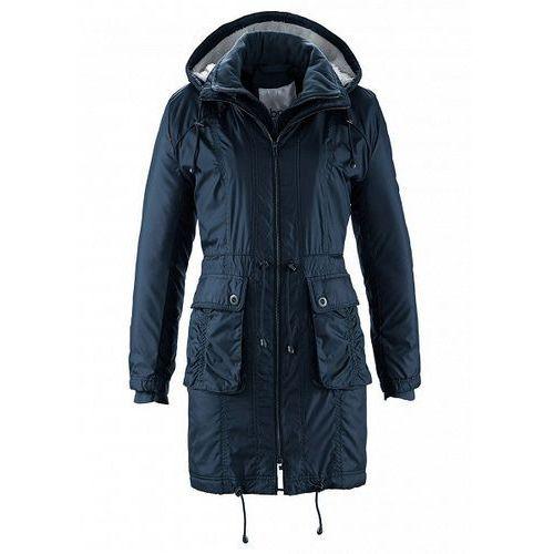 Płaszcz ciemnoniebieski, Bonprix, 38-56