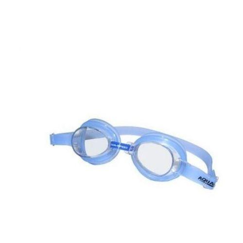 Okularki pływackie alert jasnoniebieski Aqua-speed