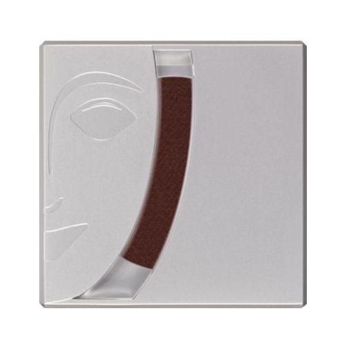 Kryolan cake eye liner (aubergine) eye liner do nakładania na mokro - aubergine (5321)