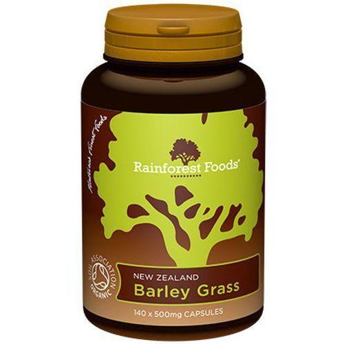 Trawa jęczmienna bio, (140tab.) Rainforest foods