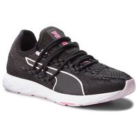 Buty PUMA - Speed Recer Wn 191063 01 Black/Winsome Orchid/Kpink