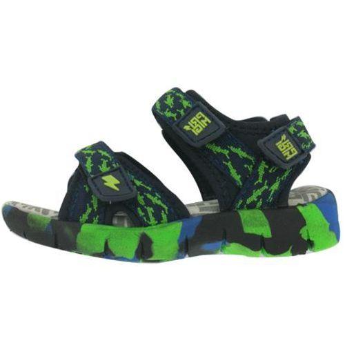 4db9aa2af33d Primigi sandały chłopięce 22 niebieskozielone