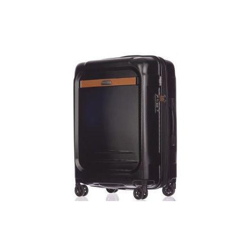 PUCCINI walizka duża PC020 kolekcja STOCKHOLM 4 koła twarda zamek szyfrowy TSA materiał policarbon, PC020 A