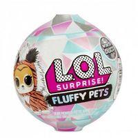 Figurka l.o.l. surprise fluffy pets 1 szt. marki Mga