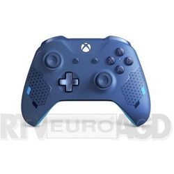 Microsoft Kontroler bezprzewodowy wl3-00146 sport blue do xbox one