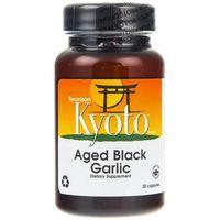 Swanson Aged Black Garlic (czarny czosnek) 650 mg - 30 kapsułek