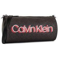 Torebka CALVIN KLEIN - Monogram Sml Barrel K60K605628 0HD