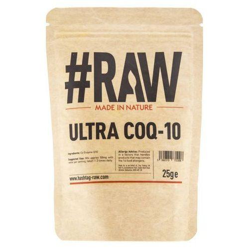 RAW Ultra COQ-10 (Koenzym Q10) - 25 g (5060370731008)