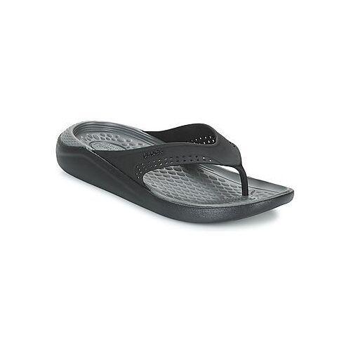 Japonki Crocs LITERIDE FLIP, kolor czarny