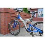 Stojak rowerowy ścienny na jeden rower Bremen 90