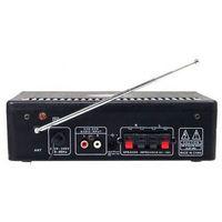 Voice kraft  vk 006 wzmacniacz, fm, usb, sd, karaoke