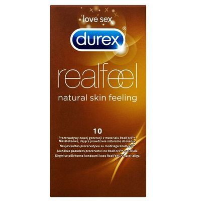 Prezerwatywy Durex (UK) Drogerie Natura