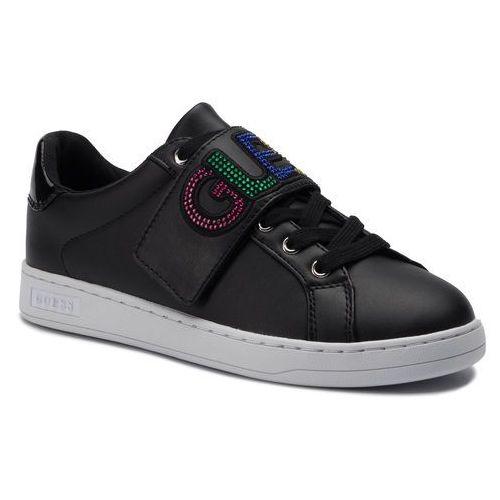 Guess Sneakersy - chex fl7che ele12 blkbl