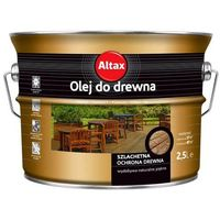 Altax  olej do drewna 2,5l bezbarwny (5900172250119)