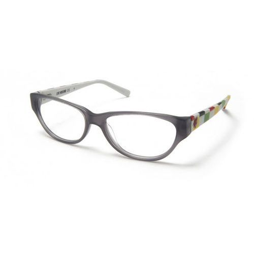 Moschino Okulary korekcyjne ml 056 02