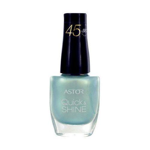 Astor Quick & Shine Nail Polish 8ml W Lakier do paznokci 604 Midnight Blue