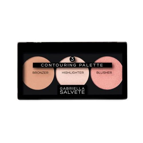 Gabriella salvete contouring palette zestaw kosmetyków 15 g dla kobiet - Bardzo popularne