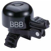 BBB Loud&Clear Deluxe BBB-15 Dzwonek rowerowy, czarny 2022 Dzwonki Przy złożeniu zamówienia do godziny 16 ( od Pon. do Pt., wszystkie metody płatności z wyjątkiem przelewu bankowego), wysyłka odbędzie się tego samego dnia.