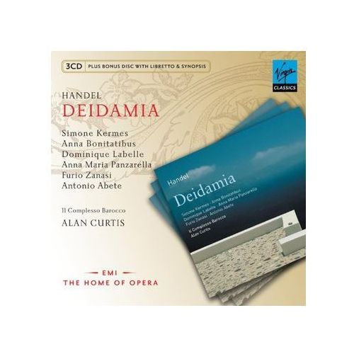 Empik.com Haendel: deidamia (5099944092627)
