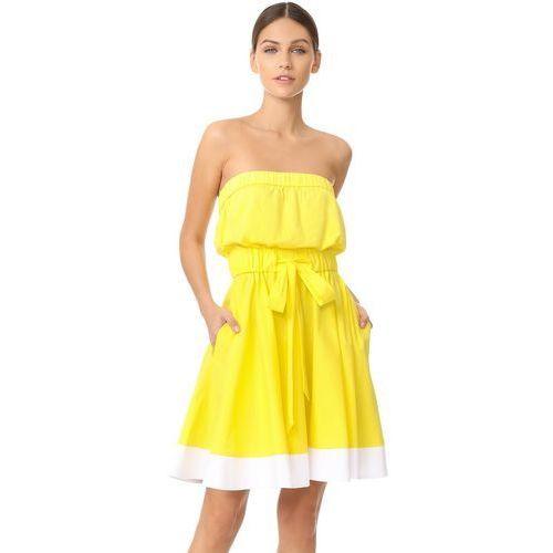Sukienka LAURIE YELLOW