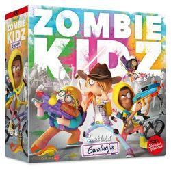 Zombie kidz: ewolucja. wiek: 7+ - lobet annick marki Foxgames