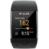 Polar M600 - zegarek sportowy z GPS (czarny)