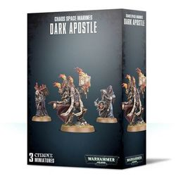 Chaos space marines dark apostle (43-37) 43-37 marki Gamesworkshop