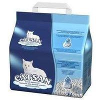 - żwirek dla kota higieniczny mineralny 5l marki Catsan