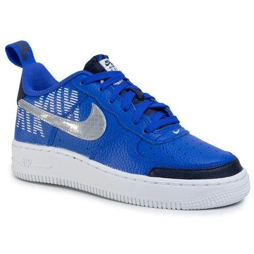 Buty - air force 1 lv8 2 (gs) bq5484 400 racer blue/obsidian/white marki Nike