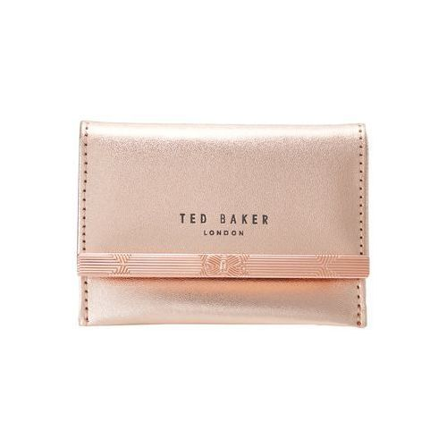 Ted Baker NICCOLE CONSORTINA CREDIT CARD HOLDER Portfel rosegold