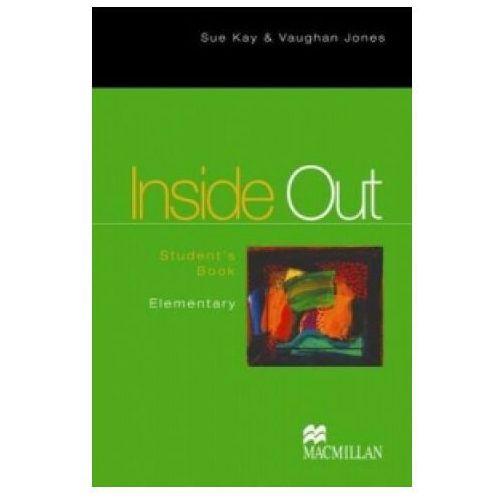 Inside out-elementary-podr (9780333924402)