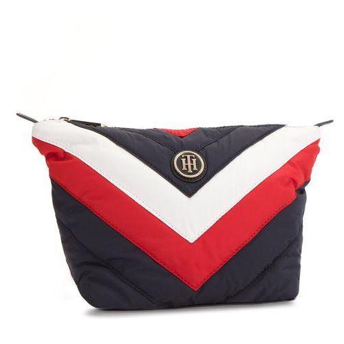 6c73377e1133c Kosmetyczka TOMMY HILFIGER - Poppy Wash Bag Chevr AW0AW05861 904 ...