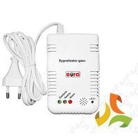 Eura-tech Sygnalizator, czujnik gazu zasilanie 230v, gs-860 - eura tech