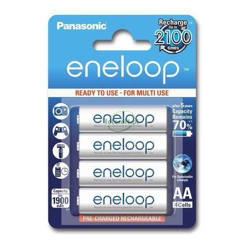 Panasonic Akumulator eneloop r6 aa 2000mah 4szt. (5410853052630)