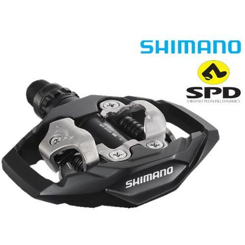 Pd-m530 spd czarne marki Shimano