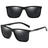 Okulary męskie polaryzacyjne przeciwsłoneczne