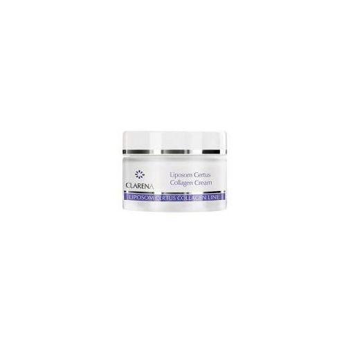 Certus collagen, liposomowy krem z roślinnym kolagenem morskim, 50ml Clarena