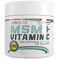 Bio Tech MSM+VitaminC 150g