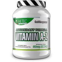 Kapsułki Hi-Tec Vitamin A-Z Antioxidant Formula 60 Tab