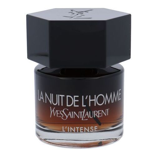 YVES SAINT LAURENT La Nuit de L'Homme L'Intense perfumy męskie - woda perfumowana 100ml