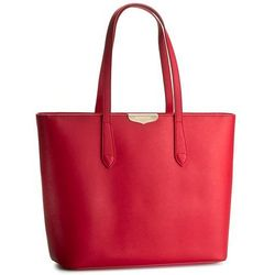Torebka TWINSET - Shopping AS7PWN Ultra Red 00817