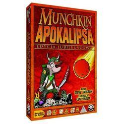 Munchkin apokalipsa - edycja jubileuszowa marki Black monk
