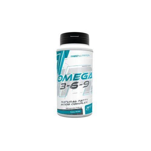 Trec omega 3-6-9 - 120 kapsułek
