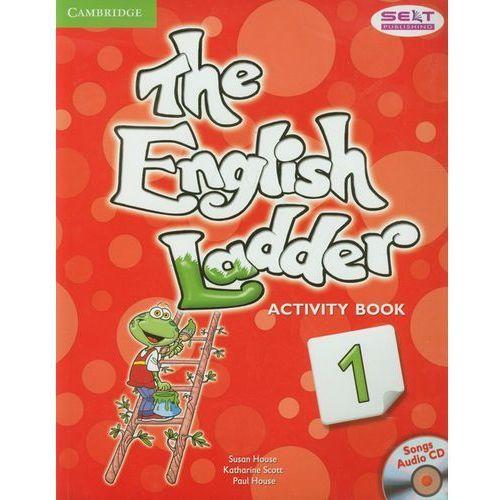 English Ladder 1 Activity Book + CD (80 str.)
