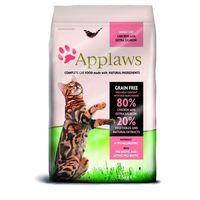 Applaws sucha karma dla kota z kurczakiem i łososiem 7,5kg (5060122493963)