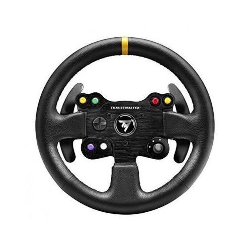 Tm leder 28 gt wheel add-on do pc/ps4 nakładka na kierownicę marki Thrustmaster