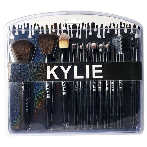 Kylie Profesjonalny zestaw 12 pędzli kosmetycznych do makijażu makeup - Najtaniej w sieci