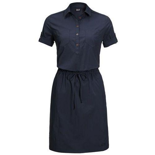 Sukienka sportowa DESERT PARK DRESS midnight blue - XS, kolor niebieski